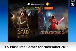 PSPlus Games
