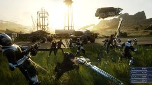 FFXV-Battles